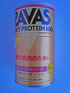 明治製菓のザバス(SAVAS) ホエイプロテイン100 ココア味 360g