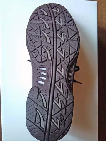 ブリヂストンのウォーキングシューズ SHW202の靴底のパターン